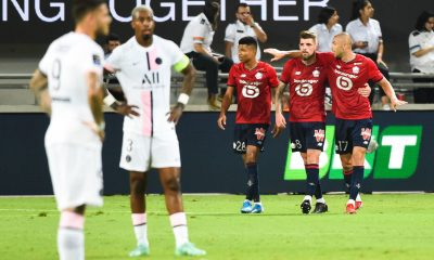 Les images du PSG ce dimanche: Trophée des Champions, 1ère de Wijnaldum