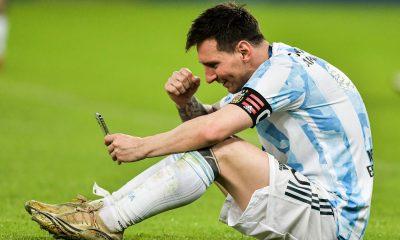 """Hocquemiller l'assure """"le salaire que Messi perdra, il le rattrapera en image"""""""