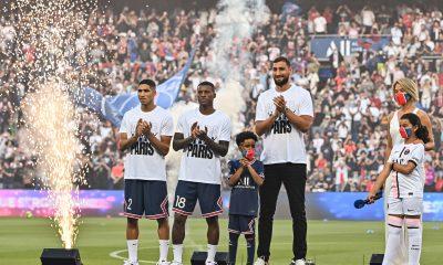 """Donnarumma est heureux au PSG et remercie les supporters """"pour cette ambiance incroyable"""""""