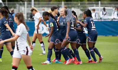 PSG/Fleury - Les Parisiennes commencent parfaitement la saison avec une large victoire