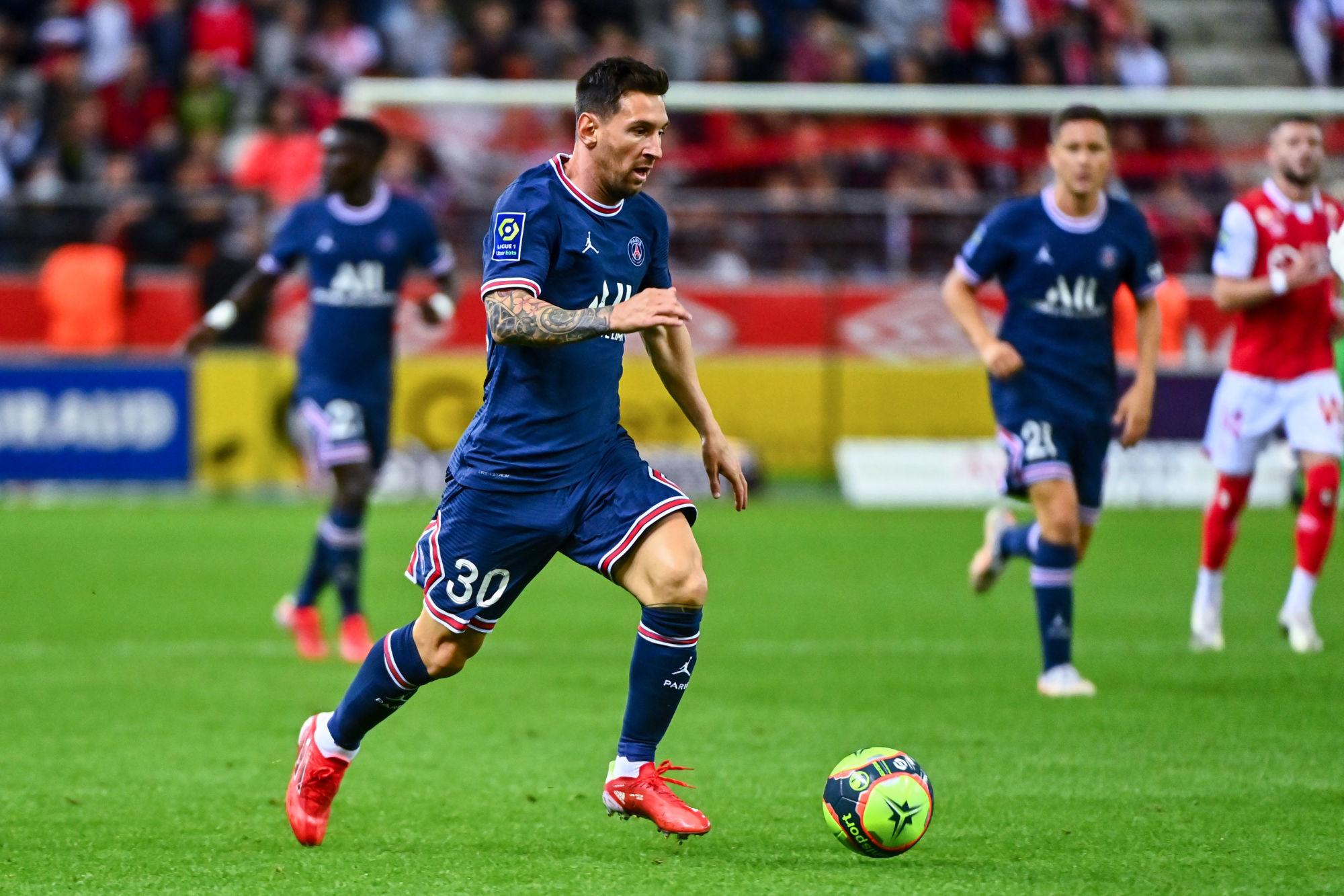 Messi «réveille l'enfant qui est en chacun de nous», admire Da Fonseca