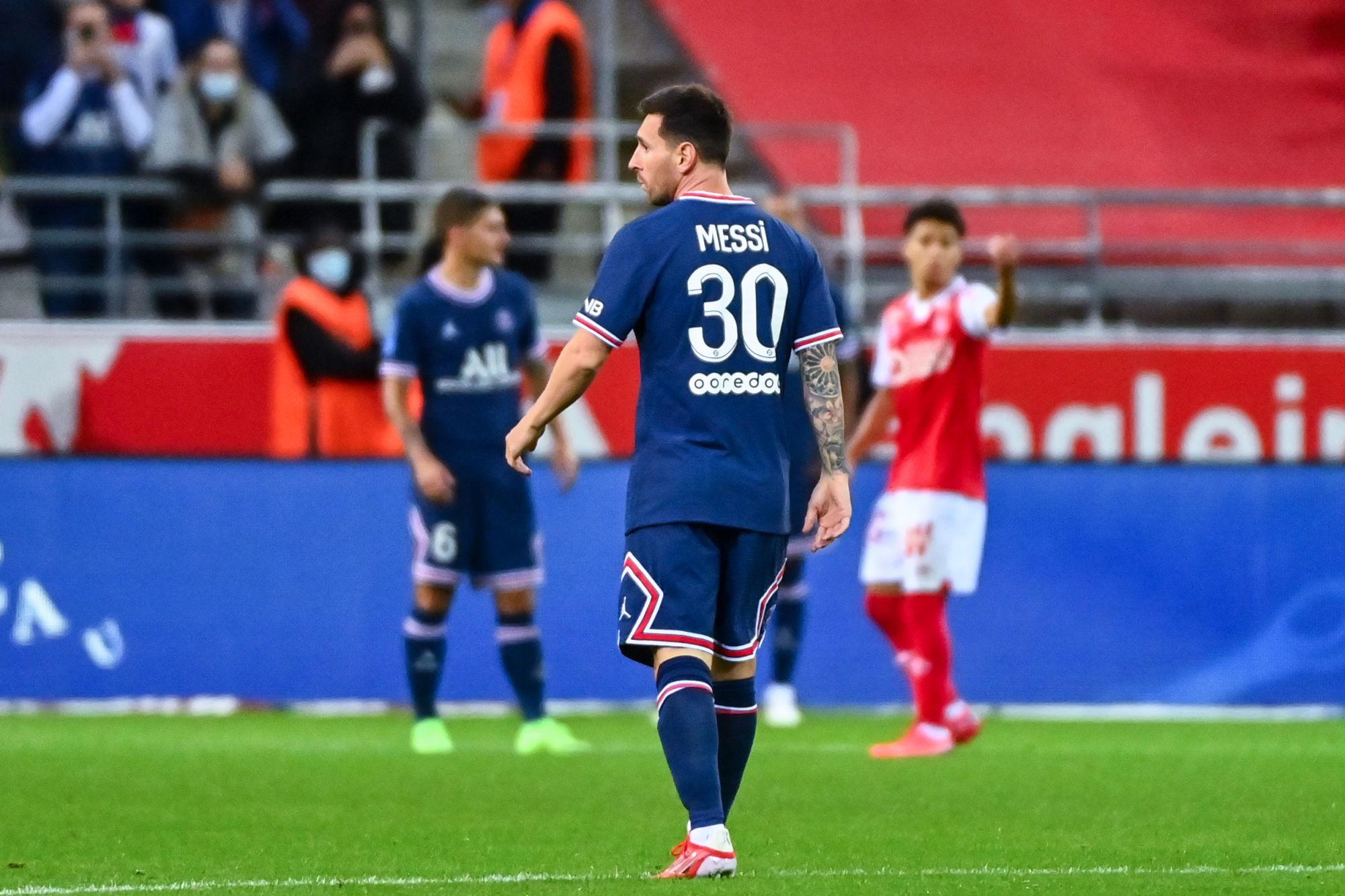 Hilton regrette de ne pas l'affronter et souligne «Personne n'imaginait voir Messi en Ligue 1»