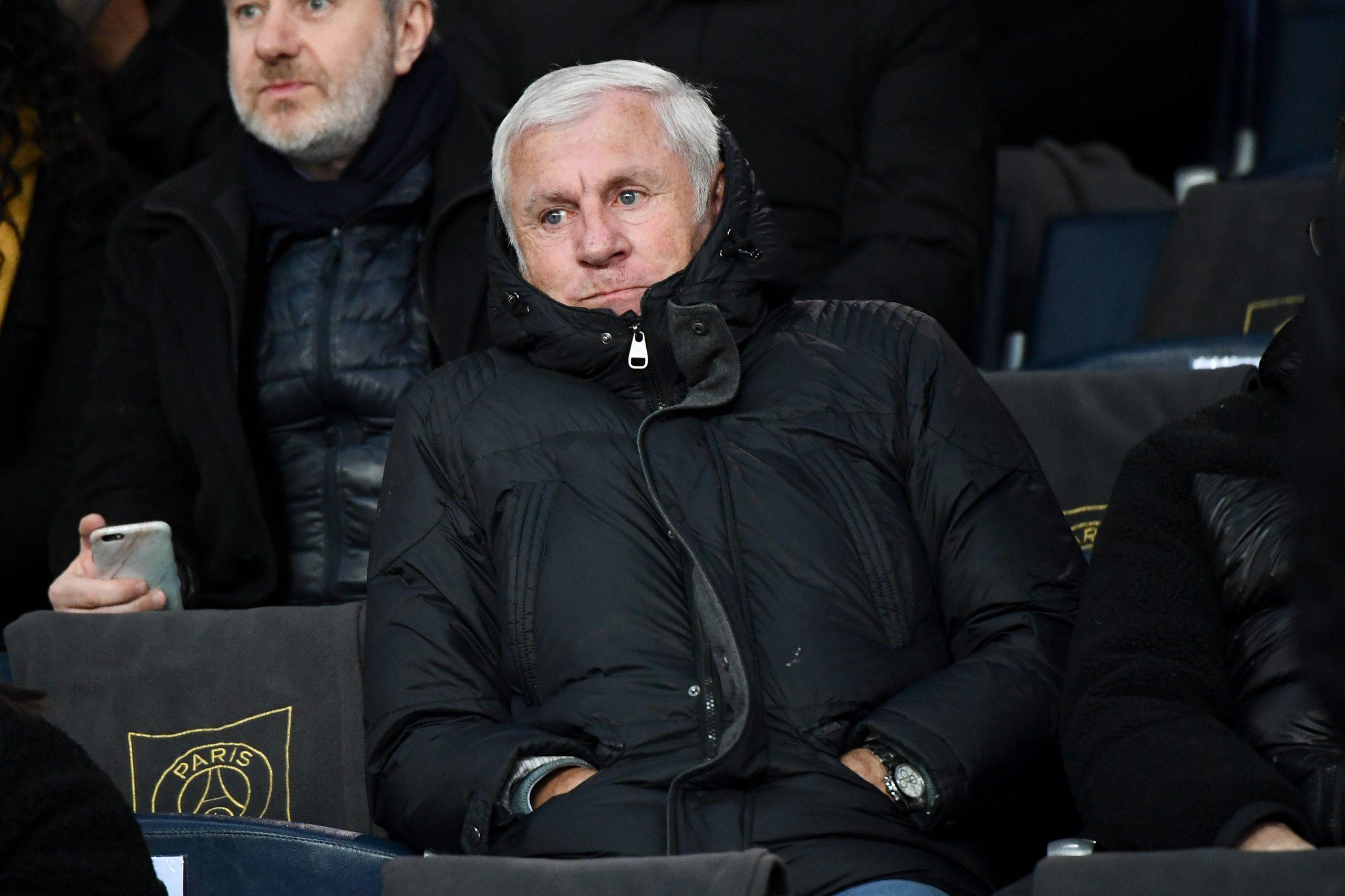 Fernandez «ça fait bizarre de savoir que le PSG va partir d'un endroit mythique»