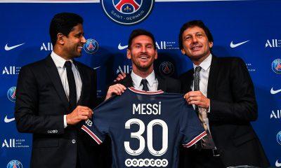 Messi évoque l'accueil des Parisiens, son objectif avec le PSG et le numéro 30