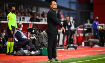 """Brest/PSG - Der Zakarian lucide sur le match """"Ils ont les armes pour déséquilibrer une équipe"""""""