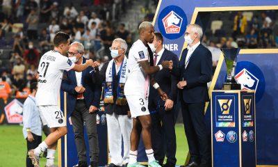 """Lille/PSG - Kimpembe """"il faut tourner la page et passer à autre chose"""""""