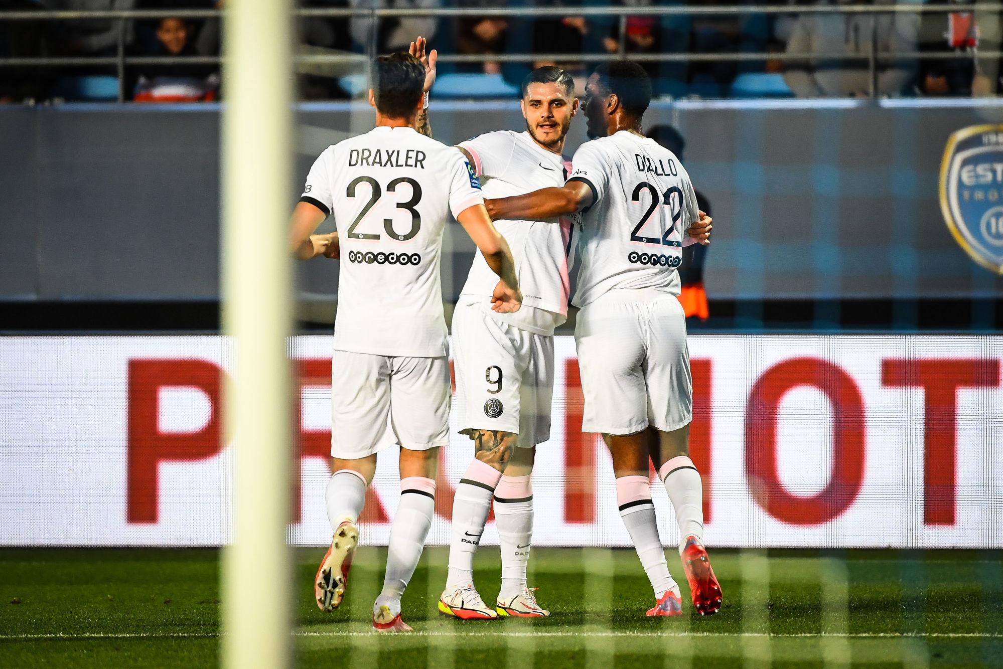 Troyes/PSG - Qui a été le meilleur joueur parisien ?