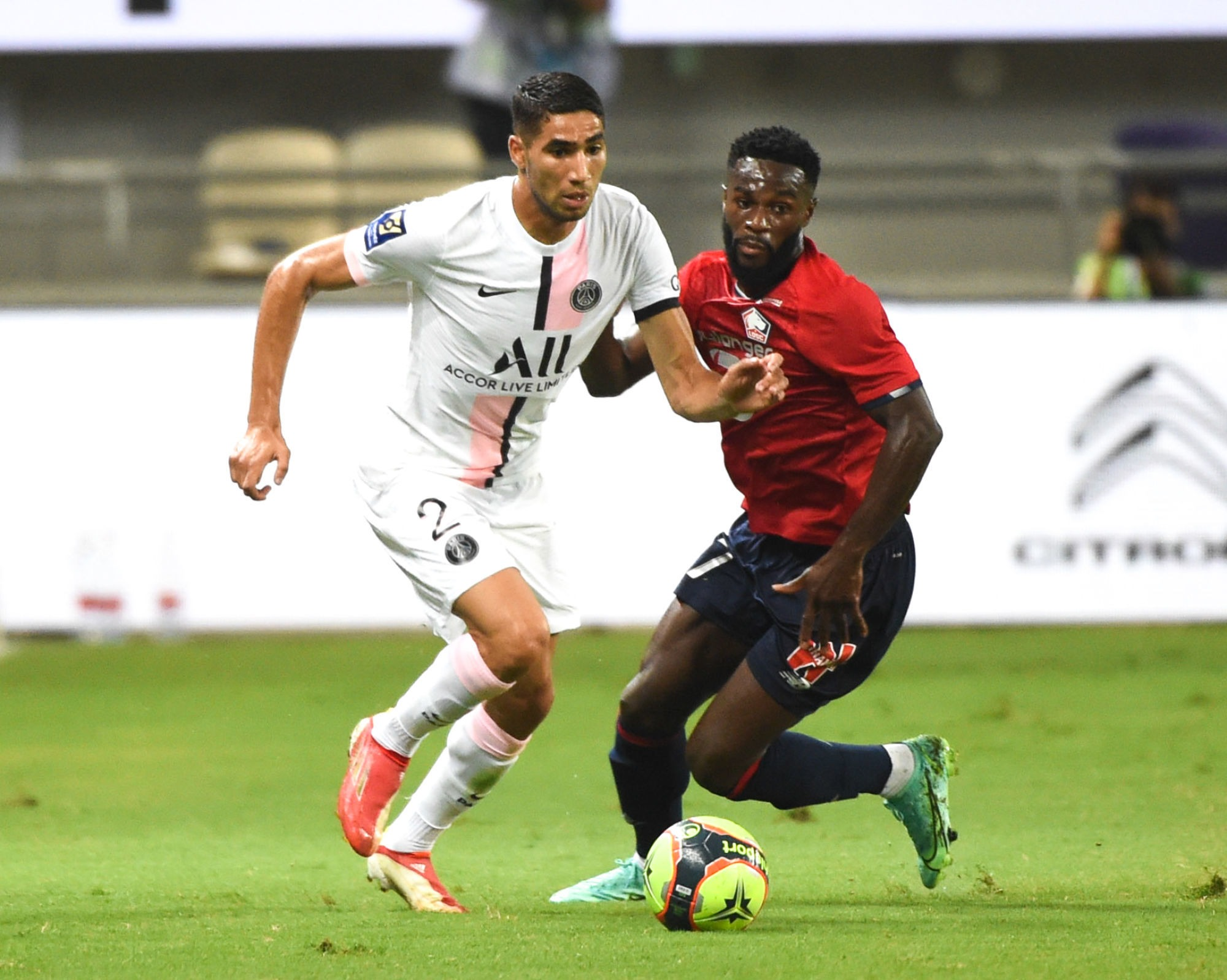 Lille/PSG - Le CUP affiche son soutien à Hakimi et regrette le manque de réaction