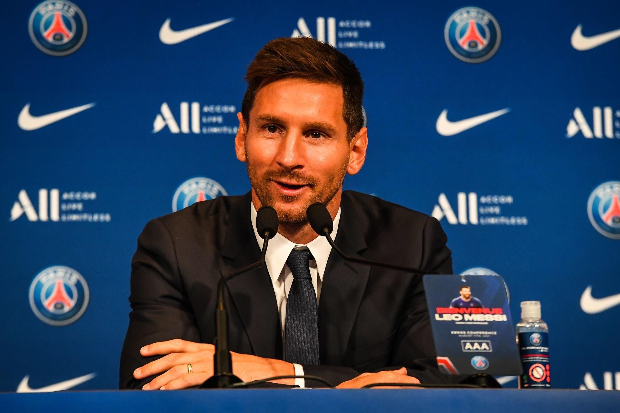 Messi «donnera toujours le meilleur pour le PSG», assure Fabregas