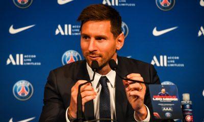 Le Parisien annonce le salaire de Messi au PSG et sa prime à la signature