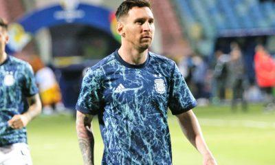 Paraguay/Argentine - Messi, Di Maria et Paredes ont participé au match nul