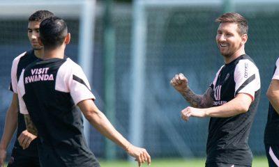 """Carlos Bianchi se réjouit de l'arrivée de Messi au PSG """"Il va s'épanouir"""""""