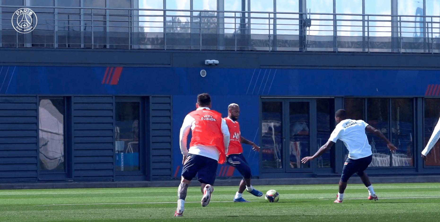 Bruges/PSG - Suivez le début de l'entraînement parisien ce mardi à 18h