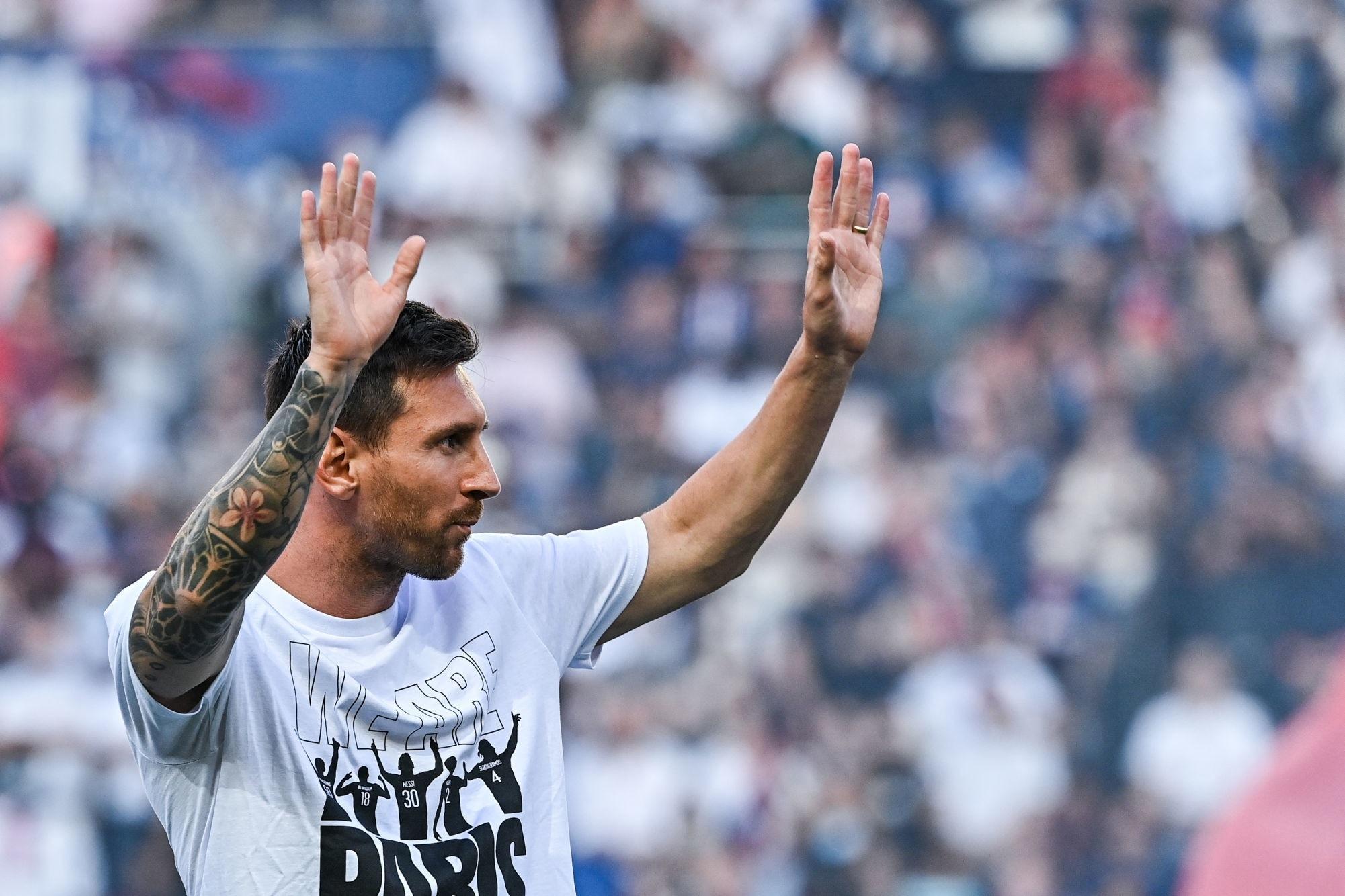 """L'Equipe assure avoir """"contacté le PSG"""" avant son article sur le salaire de Messi"""