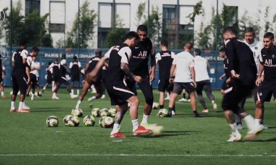 PSG/Strasbourg - Ramos parmi les absents de l'entraînement, Gueye de retour