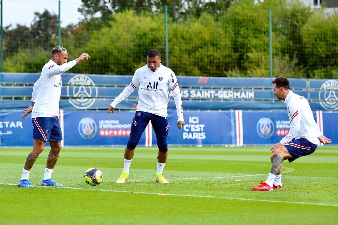 Messi, Mbappé, Neymar et Donnarumma dans le top 22 des notes dans FIFA 22