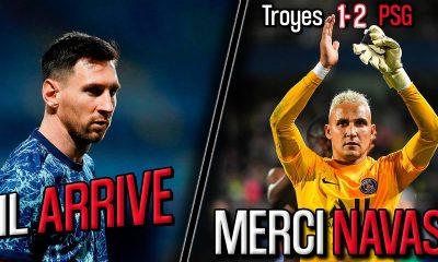 Podcast Troyes/PSG (1-2) et point mercato : Messi, Pogba, Icardi...