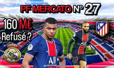 Podcast PSG - Le Real fait une offre pour Mbappé, Kurzawa vers l'Atlético ? On fait le point