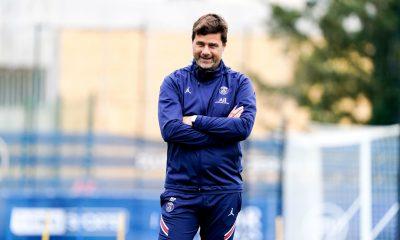 PSG/Lyon - Pochettino en conf : Mbappé, travail, calendrier, Mendes, Messi et Ramos