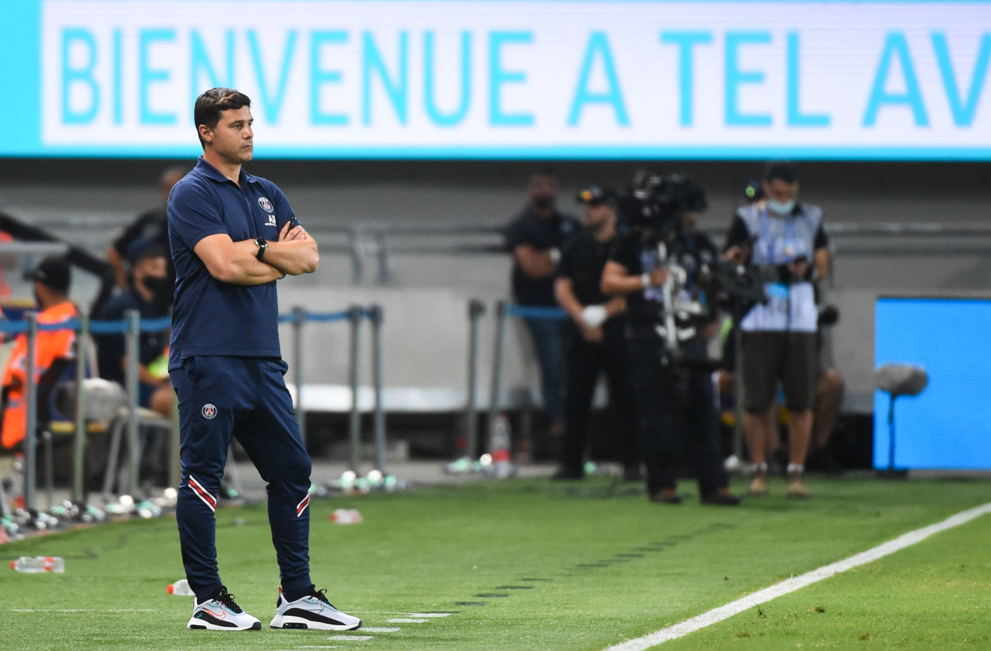 """Lille/PSG - Pochettino """"Perdre une finale est toujours une déception. Il n'y a pas d'excuse"""""""