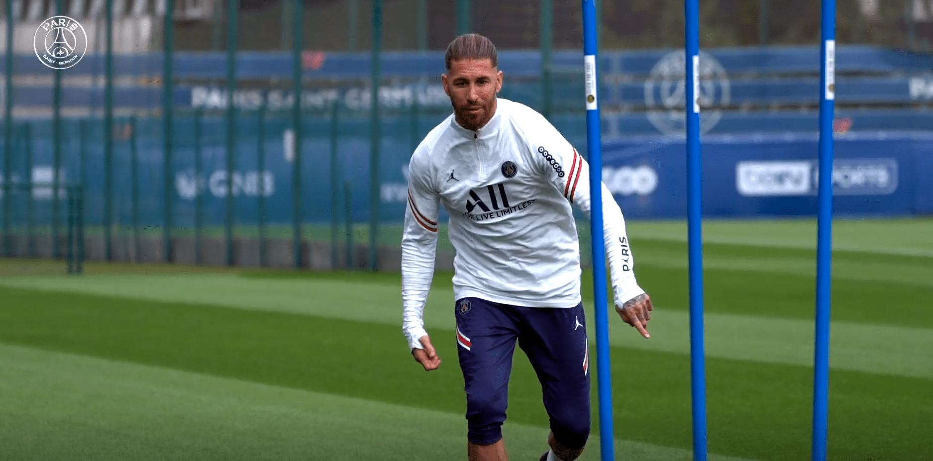 """La blessure de Sergio Ramos peut être """"terrible"""", prévient Rothen"""