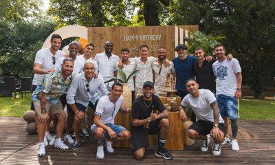 Les images du PSG ce dimanche: Retour sur la présentation des joueurs et repos