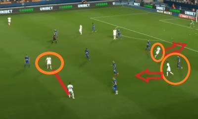 Troyes/PSG - L'analyse des buts : ratés, mouvements et choix