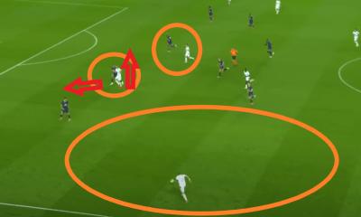 PSG/Strasbourg - L'analyse des buts : manque d'agressivité et bons déplacements