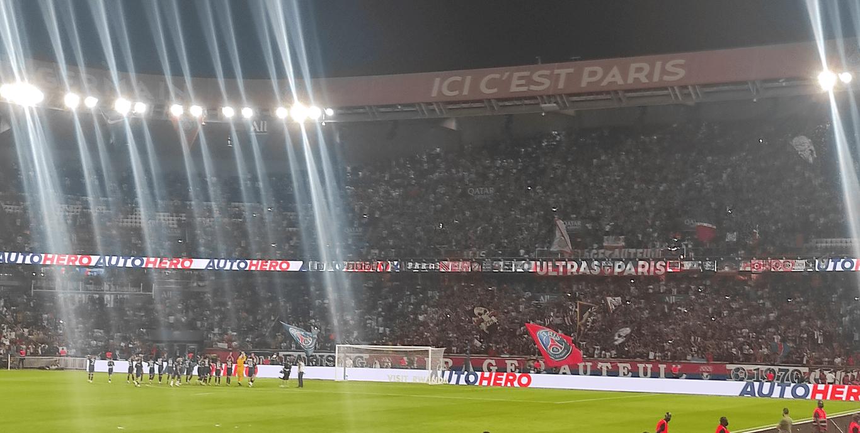 PSG/Strasbourg - Vu du Parc : de superbes retrouvailles et présentations