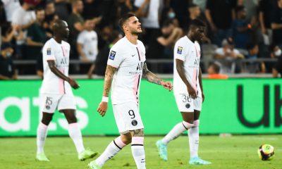 Lille/PSG - Les notes des Parisiens : une attaque trop inexistante