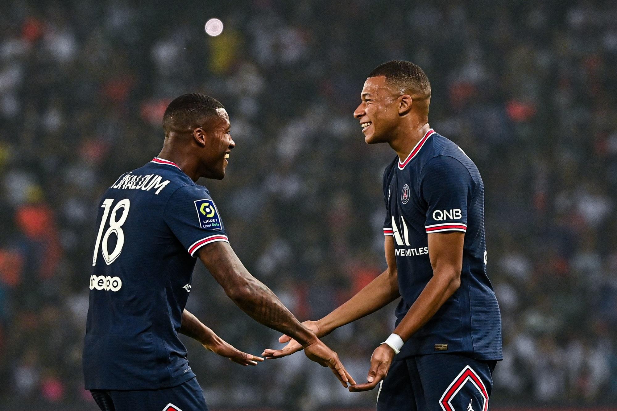 Wijnaldum évoque son adaptation au PSG et à la Ligue 1