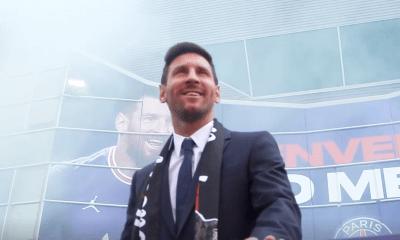 Hainer «essaye de comprendre» comment le PSG peut recruter Messi avec le FPF