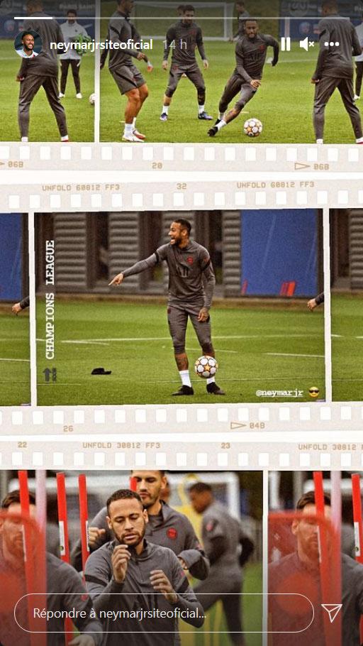 Les images du PSG ce lundi: Préparation et conférence avant PSG/City & Highlights PSG/Montpellier