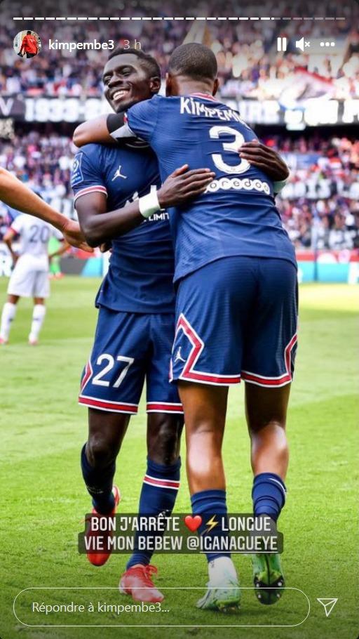 Les images du PSG ce dimanche: Retour sur PSG/Montpellier et anniversaire de Gueye