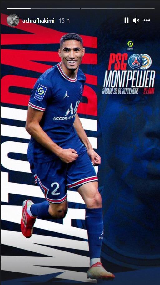 Les images du PSG ce samedi: Victoire face à Montpellier ! 8 sur 8 en Ligue 1!