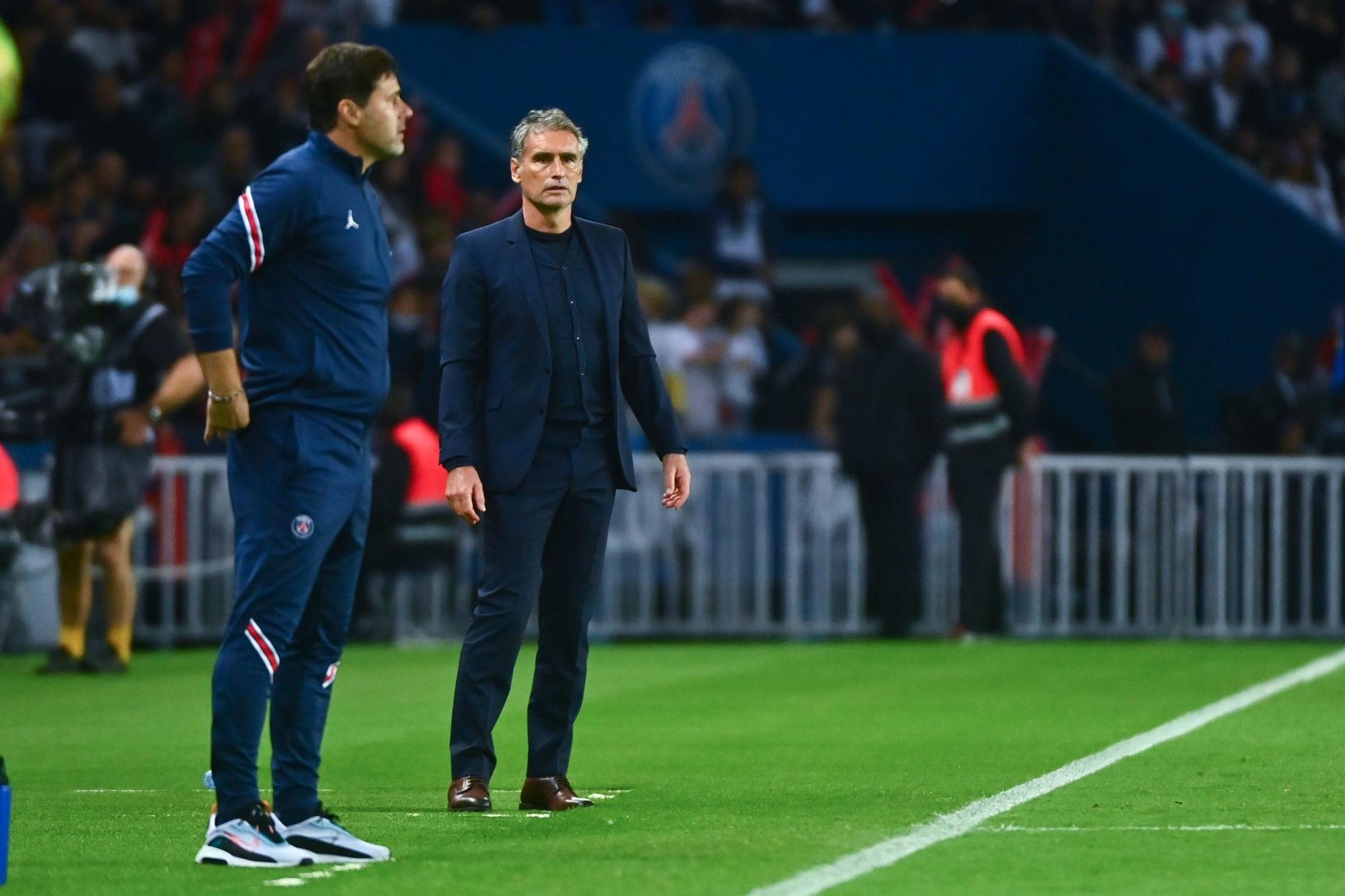 """PSG/Montpellier - Dall'Oglio regrette """"on a eu du mal à les inquiéter."""""""