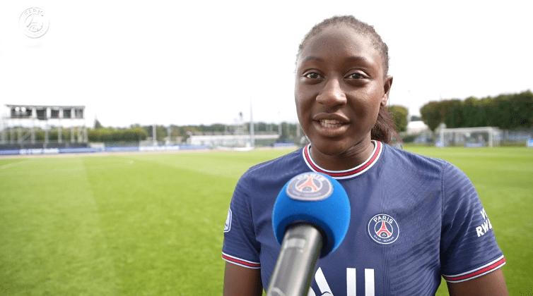 """PSG/Paris FC - Diani savoure la victoire """"nous sommes venues avec de bonnes intentions"""""""