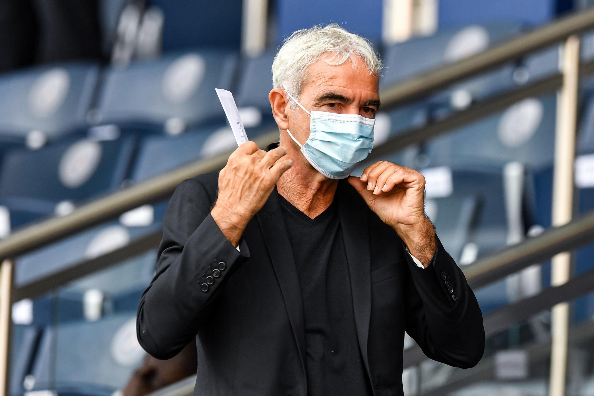 """Domenech prend la défense du PSG """"c'est en s'accrochant comme cela qu'ils peuvent passer des étapes"""""""