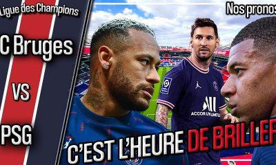 Podcast Bruges/PSG - Quelle équipe parisienne ? Messi, Neymar, Mbappé ? Et nos scores !
