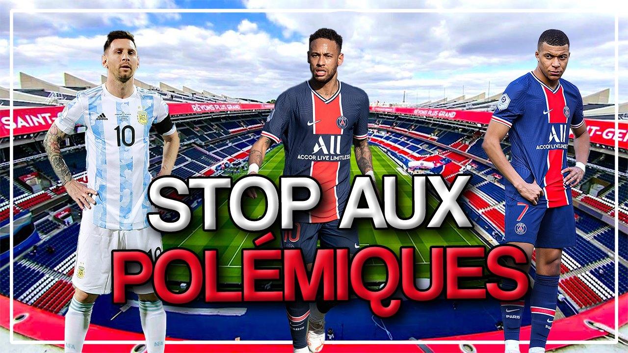 Podcast PSG - Mbappé, Messi et Neymar : coup de gueule face aux polémiques