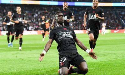 PSG/Montpellier - Gueye largement élu joueur du match par les supporters parisiens