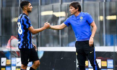 "Antonio Conte assure que Hakimi ""rêve"" de jouer au Real Madrid"