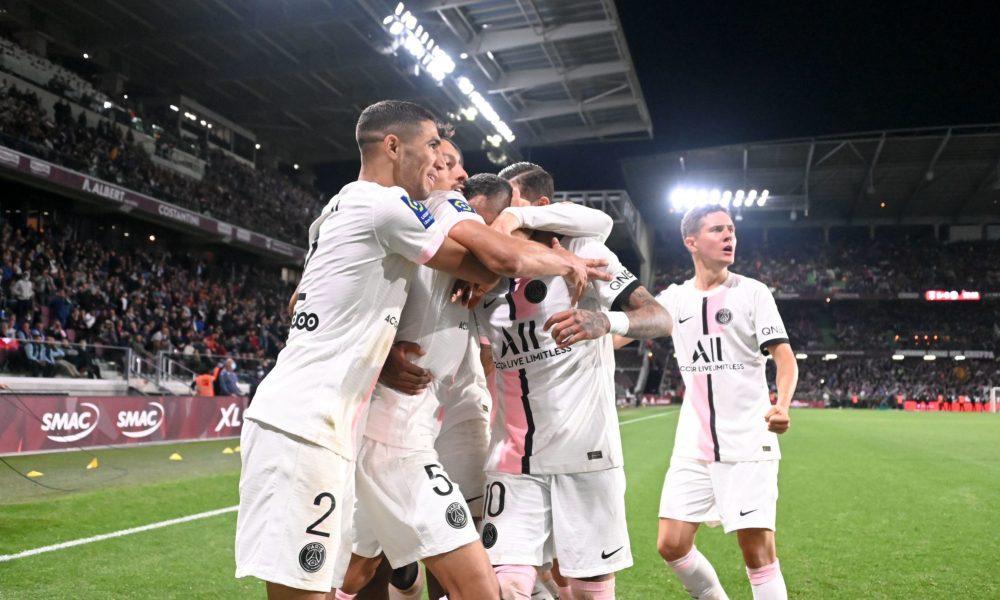 """Metz/PSG - Hakimi savoure le """"travail acharné de toute l'équipe"""""""
