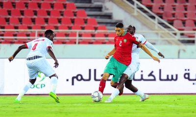 Hakimi et la sélection marocaine ont enfin pu quitter la Guinée