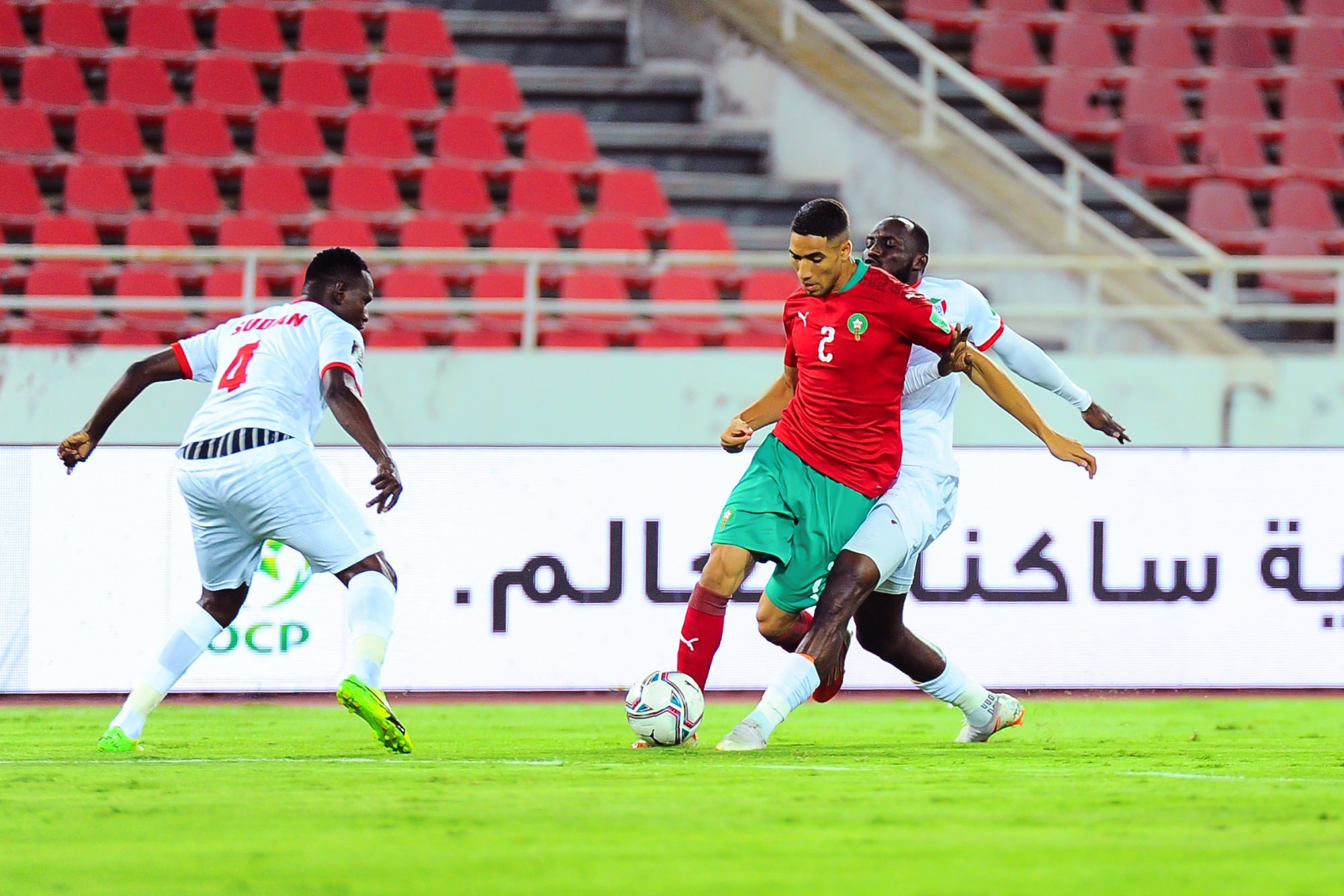 Hakimi sélectionné avec le Maroc pour la trêve d'octobre