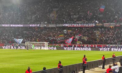 PSG/Lyon (2-1) - Chants, but de Neymar et célébrations au Parc en vidéo !