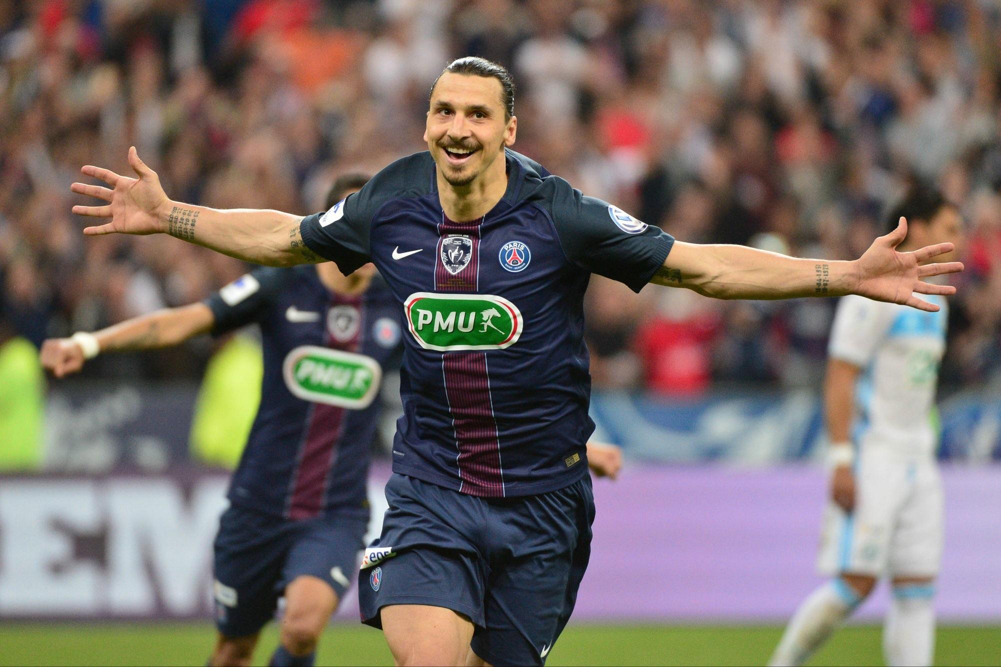 Ibrahimovic revient sur ses ambitions en LDC, le Ballon d'Or et son histoire au PSG