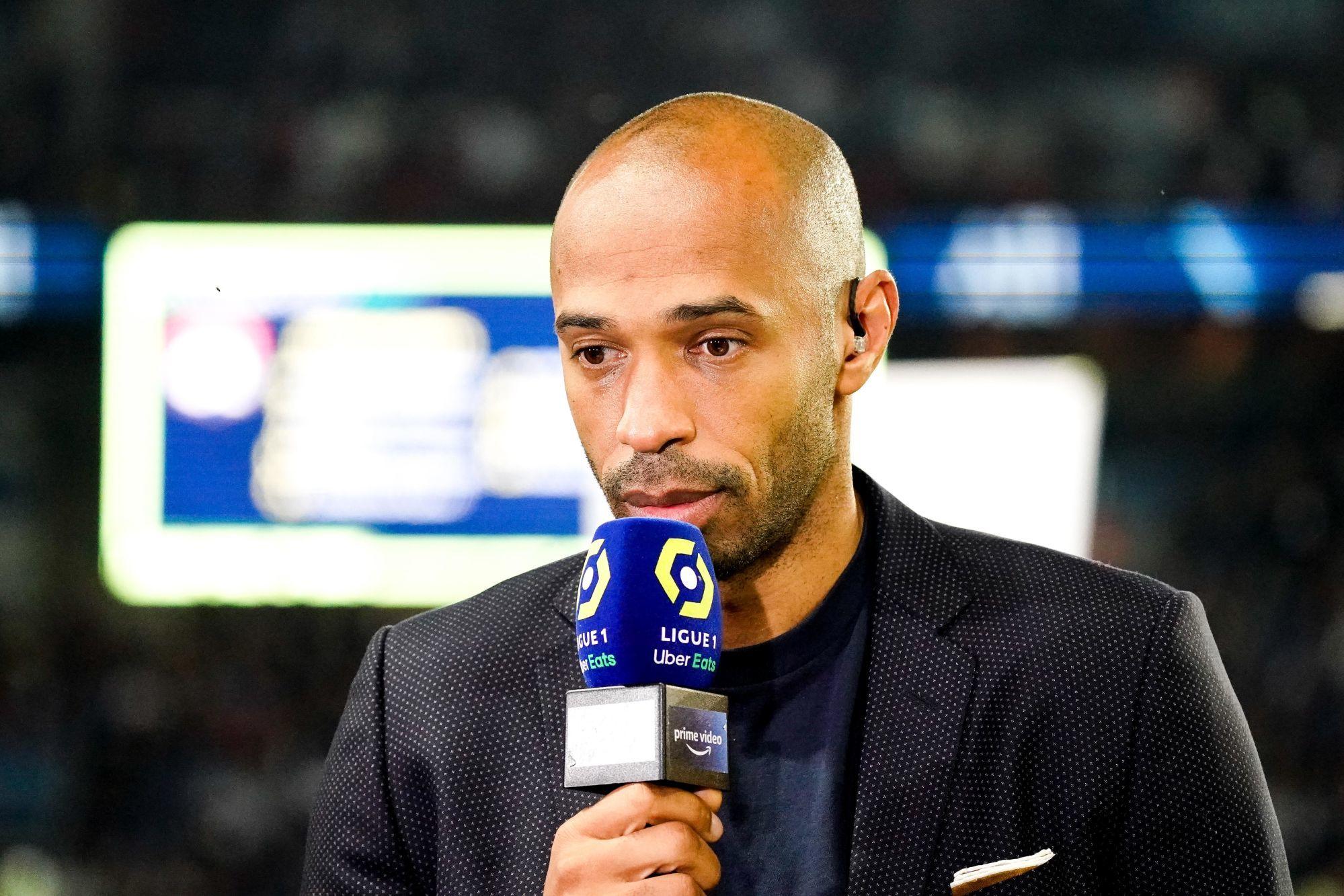 """Henry évoque la sortie de Messi contre Lyon """"ne commençons pas la polémique"""""""