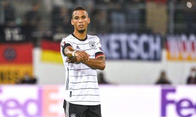 Kehrer sélectionné avec l'Allemagne pour la trêve d'octobre, pas Draxler