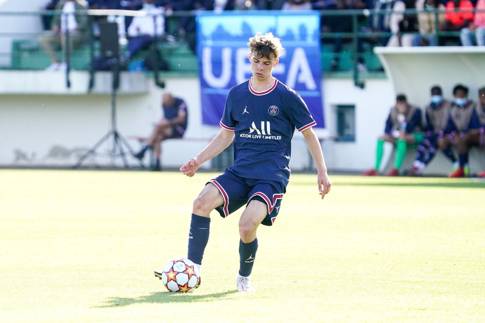 Michut sélectionné en Équipe de France U19 pour la trêve d'octobre